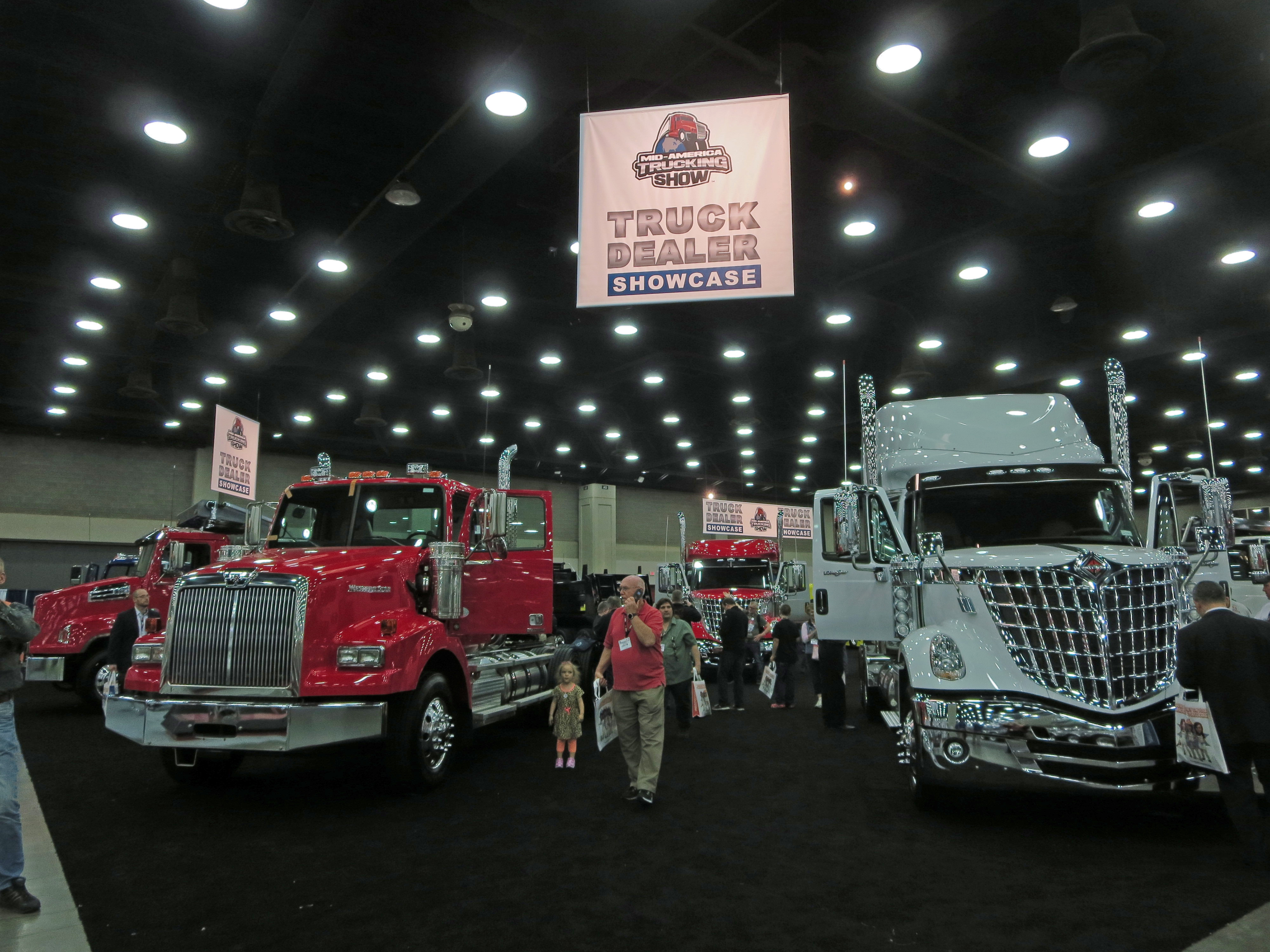 MATS Organizers React to Announcement of New Competing Truck Show
