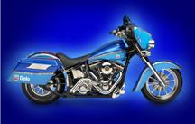 Delo Bike Sweepstakes Award is a $45,000 Motorcycle