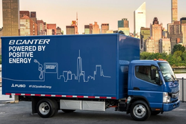 Electric, Hybrid Trucks to Exceed 1.6 Million Units by 2027