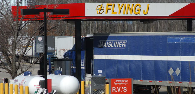 Second Search Warrant Served on Pilot Flying J HQ