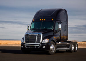 The Daimler Trucks division, which includes the Mercedes-Benz, Freightliner, Western Star and Fuso brands, posted a 21% jump in sales in the quarter.