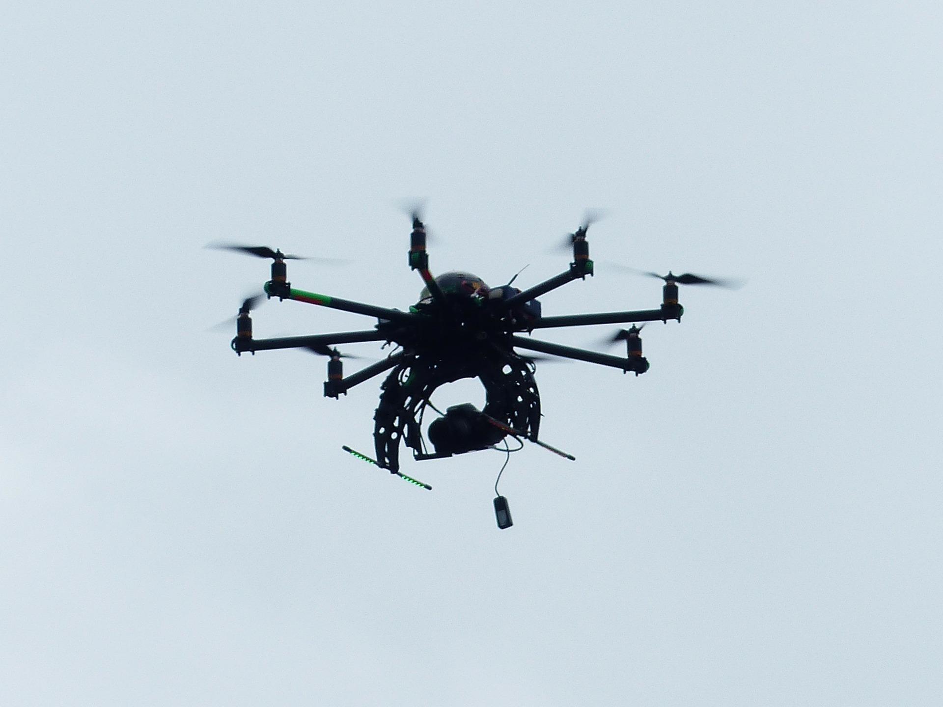 Texas Utility Starts Drone Pilot Program