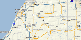 Michigan Adds Truck Parking System to I-94