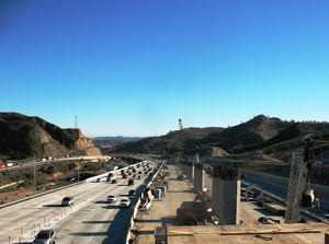 Caltrans is investing close to $1.6 billion dollars in a five-year project to improve northern segments along the I-5 between the Ventura Freeway (SR-134) and the Kern County line.