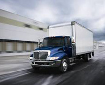 International First to Enter Hybrid Commercial Truck Production