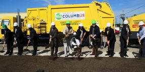 Columbus to Build Second Publicly Accessible CNG Fueling Station