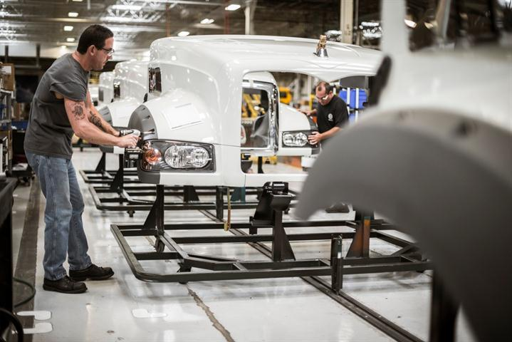 Mack to Upgrade Lehigh Valley Truck Plant