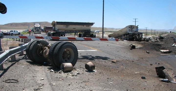 Big Judgement Against Carrier Over Deadly 2011 Nevada Train Crash