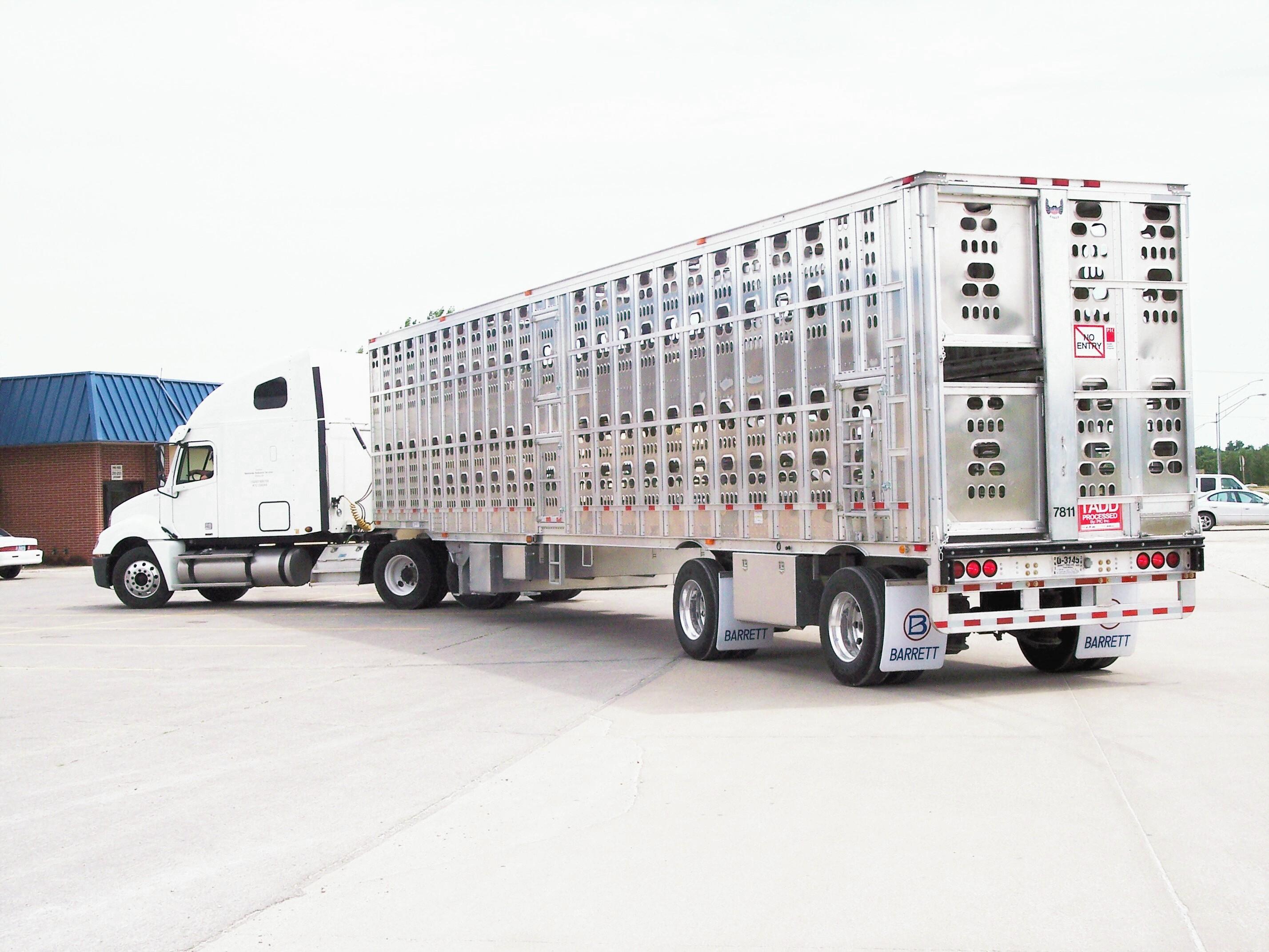FMCSA Grants 30-Minute Break Waiver to Livestock Haulers