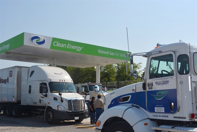 Photo courtesy of Clean Energy Fuels Corp.