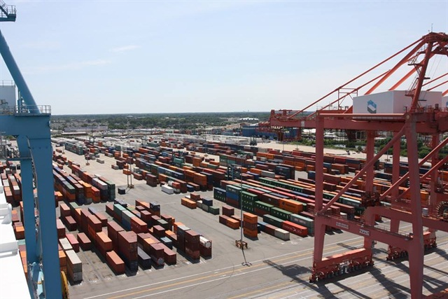 Photo: Port of Virginia Facebook page