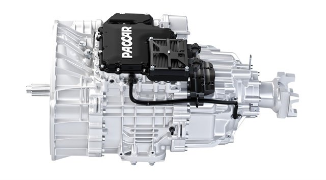 Paccar Unveils Automated Transmission for Medium-, Heavy-Duty Models on