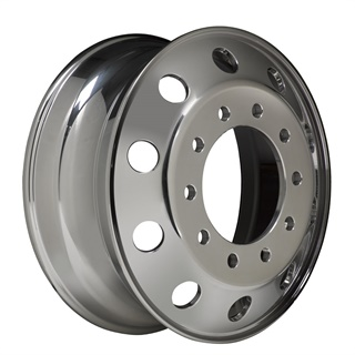 Quantum 99 aluminum alloy wheel. Photo: Accuride