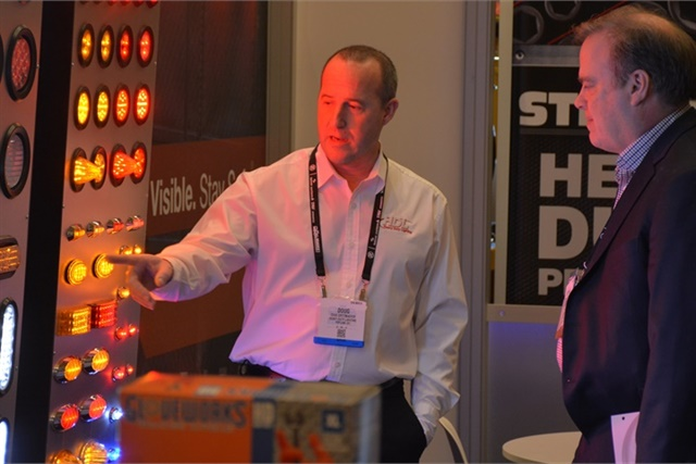The heavy-duty aftermarket is experiencing several changes at once, according to executives at the Heavy Duty Aftermarket Dialogue. Photo courtesy Today's Trucking