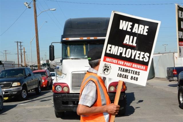 Photo via Teamsters Union