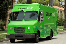 Q&A: Kenco's Richard Scott on Amazon's Fleet and Trucking Technologies