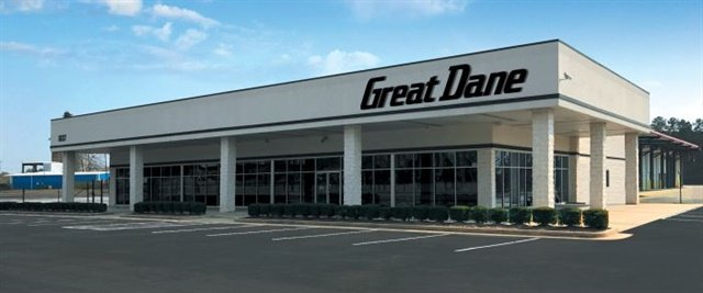 Great Dane's new Atlanta facility. Photo: Great Dane