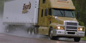 Bison Transport, Paramount Freight Systems Named Best Fleets to Drive For