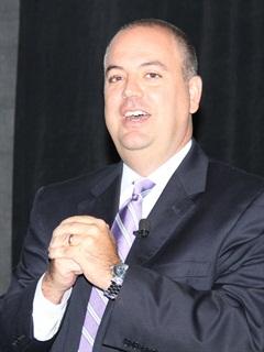 ATA Chief Economist Bob Costello speaking at TMW Transforum this week.