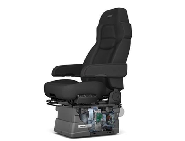 Bose Ride seat. Image:Bose