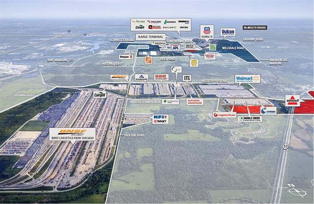 Photo: CenterPoint Intermodal Center