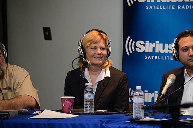 Image of Ellen Voie courtesy of Getty Images