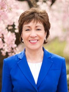 Senator Susan Collins (R-ME)