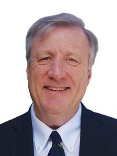 David Lee Cullen, HDT's new executive editor.