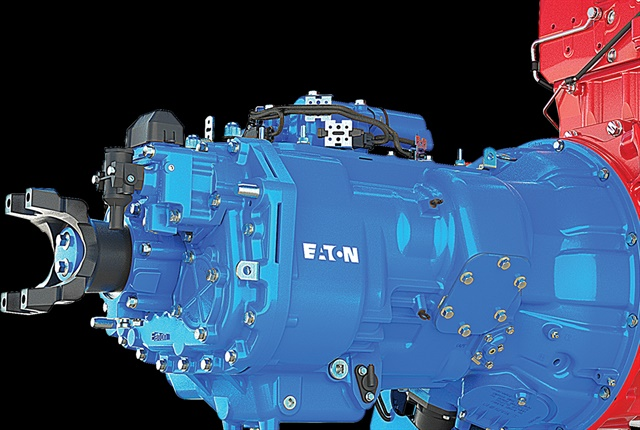 The new automated manual transmission joint venture between Cummins and Eaton will include both existing and new products for global distribution. Photo: Eaton