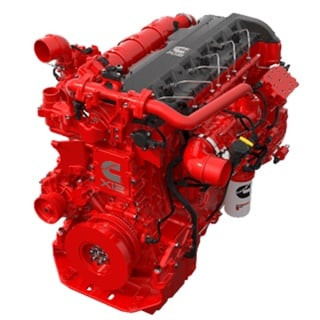 Cummins X12 Engine Photo: Cummins