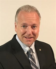 David Hartzell has been named president and CEO of Mack Defense - a position he had filled on an interim basis since September 2017. Photo: Mack Trucks