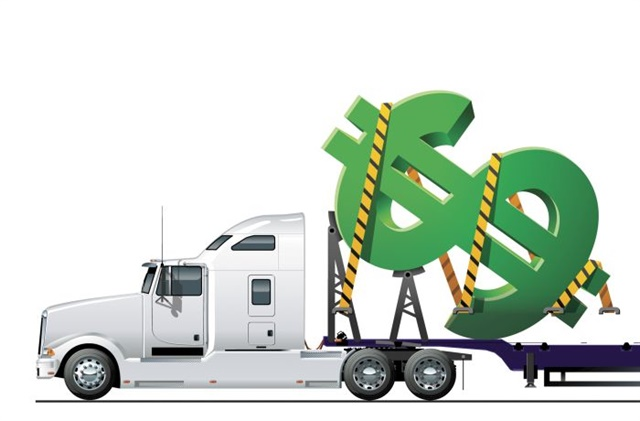 Driver pay has increased by as much as 18% in the past few years as fleets compete for an ever smaller pool of qualified truck drivers. HDT Illustration