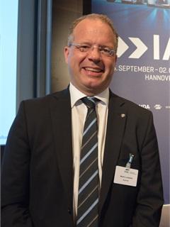Martin Lundstedt. Photo: Sven-Erik Lindstrand