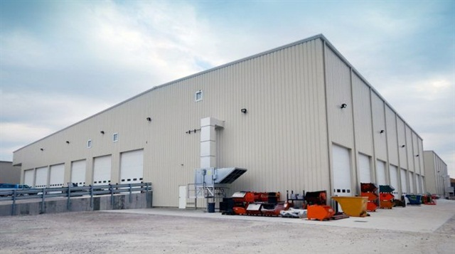East's 73,000-square-foot facility. Photo: East Manufacturing