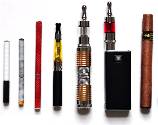 Electronic nicotine-delivery system productsImage: FDA
