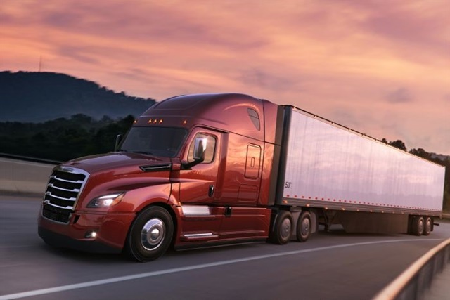 Photo: Freightliner