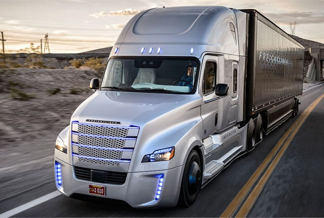 Daimler Trucks North America was one of 34 leading automotive companies that helped CTA compile its list of new technology terms.