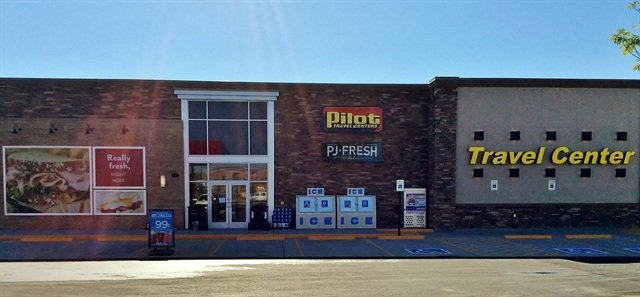 The new Pilot in Grand Junction, Colo. Photo courtesy Pilot Flying J.