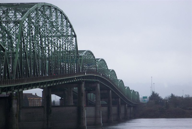 The current northbound I-5 bridge span was built nearly 100 years ago, while the southbound was completed in the 1950s.
