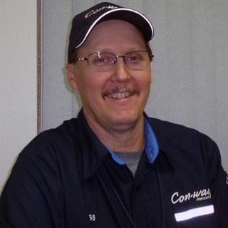 IDEA winner Ross Reynolds. Courtesy of CVSA