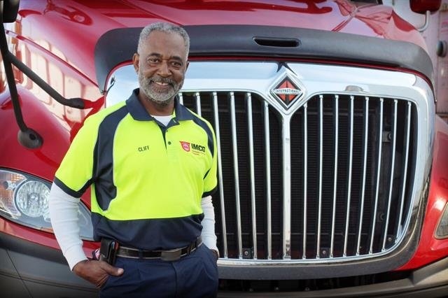 Intermodal Cartage Company is offering truck drivers a 30% pay raise in order to recruit and retain drivers. Photo via IMCC