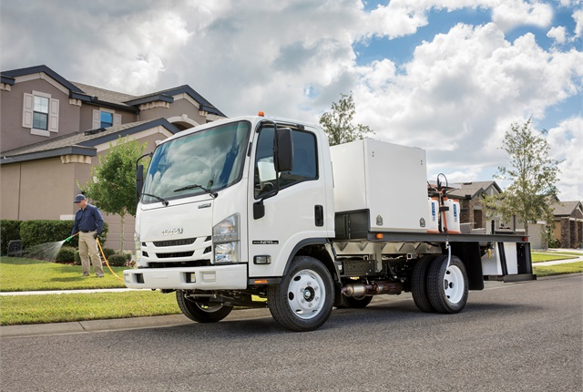 Isuzu Recalls N-Series Cabovers for Transmission Issue - Safety
