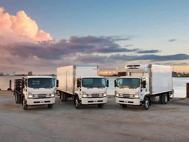 Photo of FTR cabovers courtesy of ICTA.