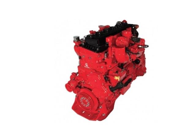 ISX12NNatural Gas Engine Photo: Cummins Westport