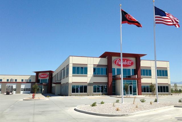 Salt Lake City, Utah, is home to the newest Peterbilt dealership.