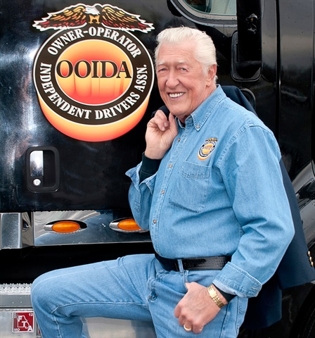 Jim Johnston Photo: OOIDA