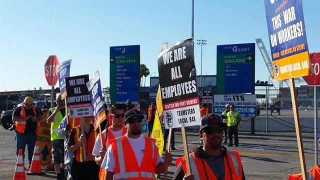 Photo: Justice for Port Drivers
