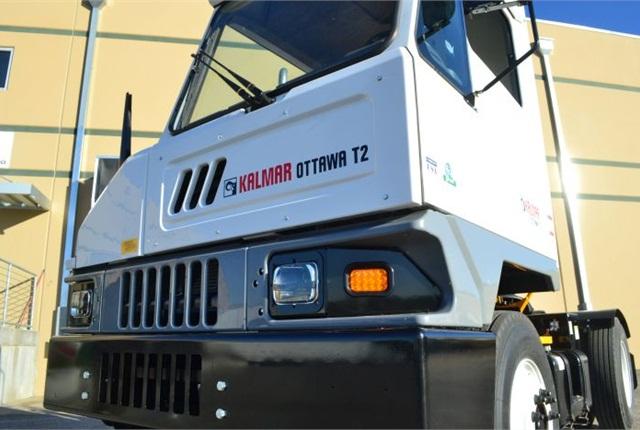 The Kalmar Ottawa T2 Terminal Tractor Photo via Kalmar Ottawa