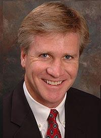 Landstar's newly appointed CEO James B. Gattoni. Photo via Landstar.