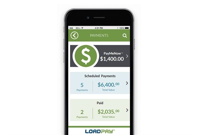 Truckstop.com's LoadPay payment platform has been integrated with McLeod Software's PowerBroker. Photo: Truckstop.com